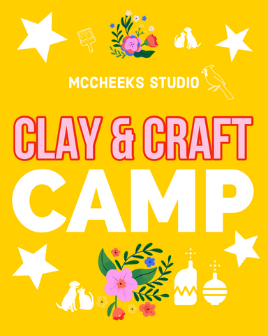 Clay & Craft Camp 2021