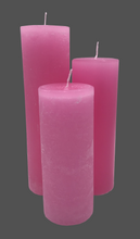 Load image into Gallery viewer, Dalina flower candle | light pink | ~ 130h burning time