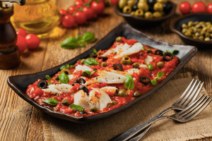 This Fish Contains the Most Powerful Preservant: Nature...and It's an Italian's Favourite!