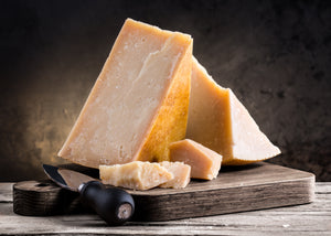 Grasping Grana: to the source of Grana Padano