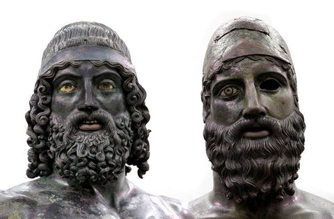 Bronzes of Riace