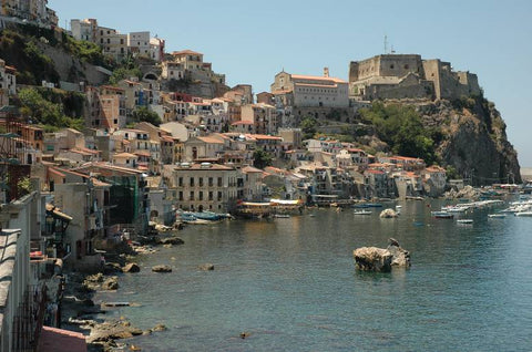 Scilla -Fishing village