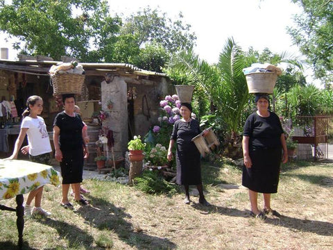 Traditional bread making- Asfalantea