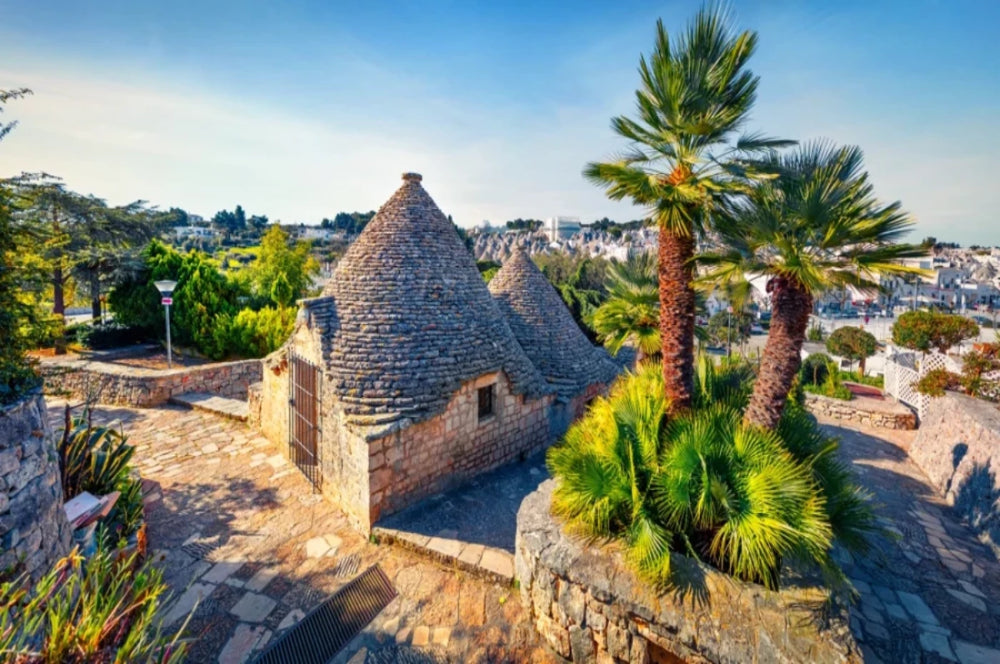 South Italy: Puglia 2020