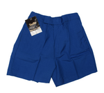 Royal Blue School Shorts