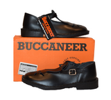 Girls Buccaneer School Shoes