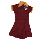 Maroon & Gold School Tunic