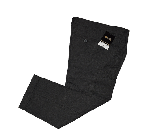 Serge Grey School Trouser