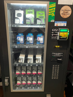 One Stop Case Now Offers Vending Services!
