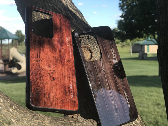 Wood Grain Case (Samsung) - One Stop Case L.L.C.