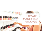 Ultimate Mani & Pedi Package