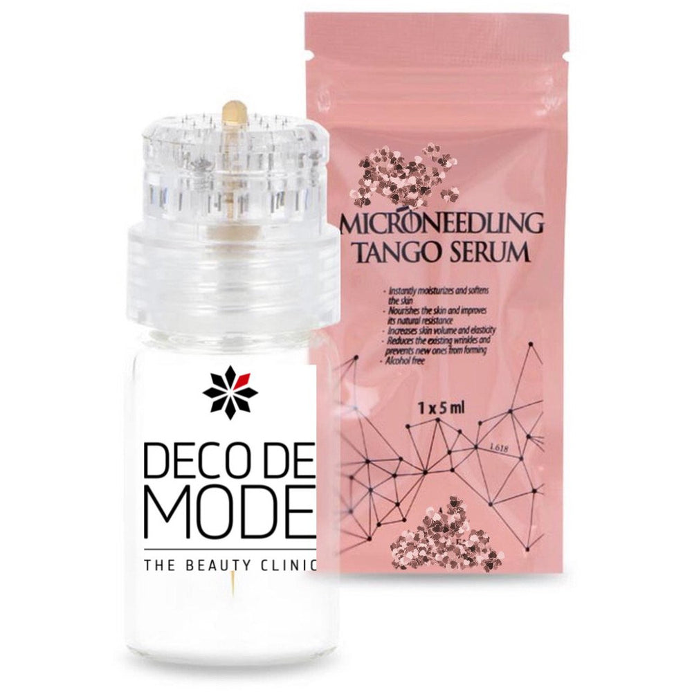 Microneedling kit