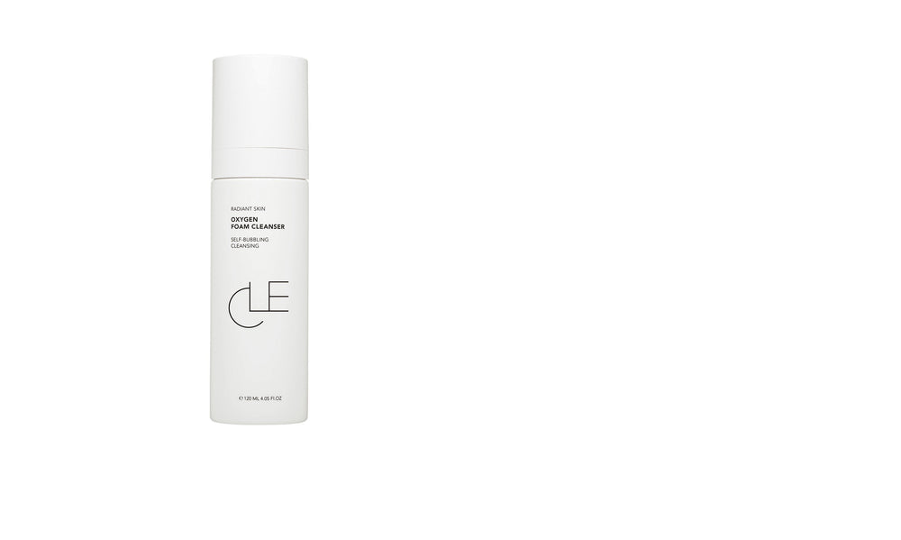 Oxygen Foaming Cleanser