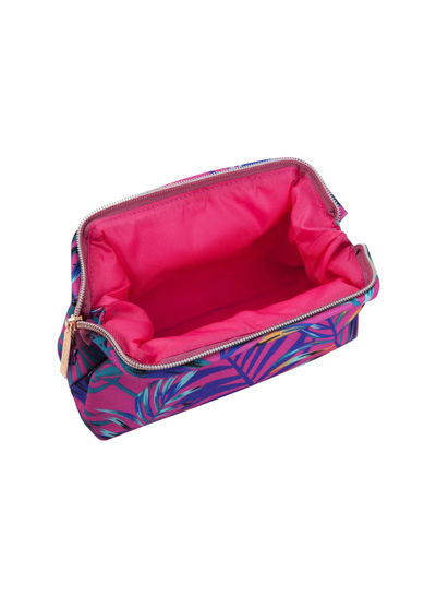 SUNNYLIFE Tropical Print Make Up Pouch