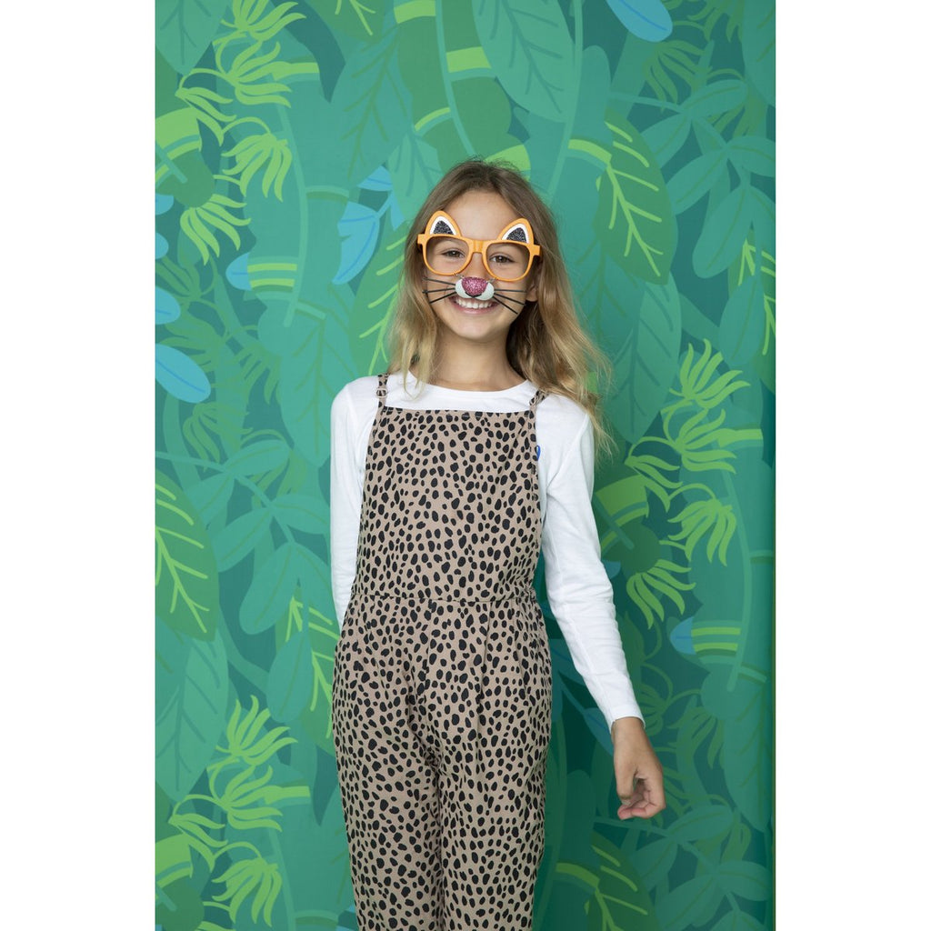 SUNNYLIFE TIGER KIDS DRESS