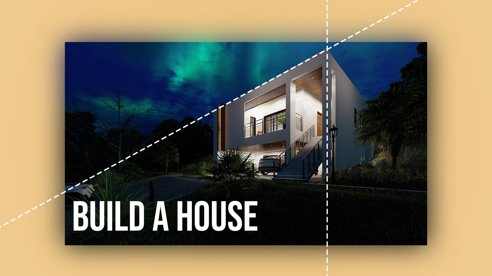 How to design a house in 4 steps guide