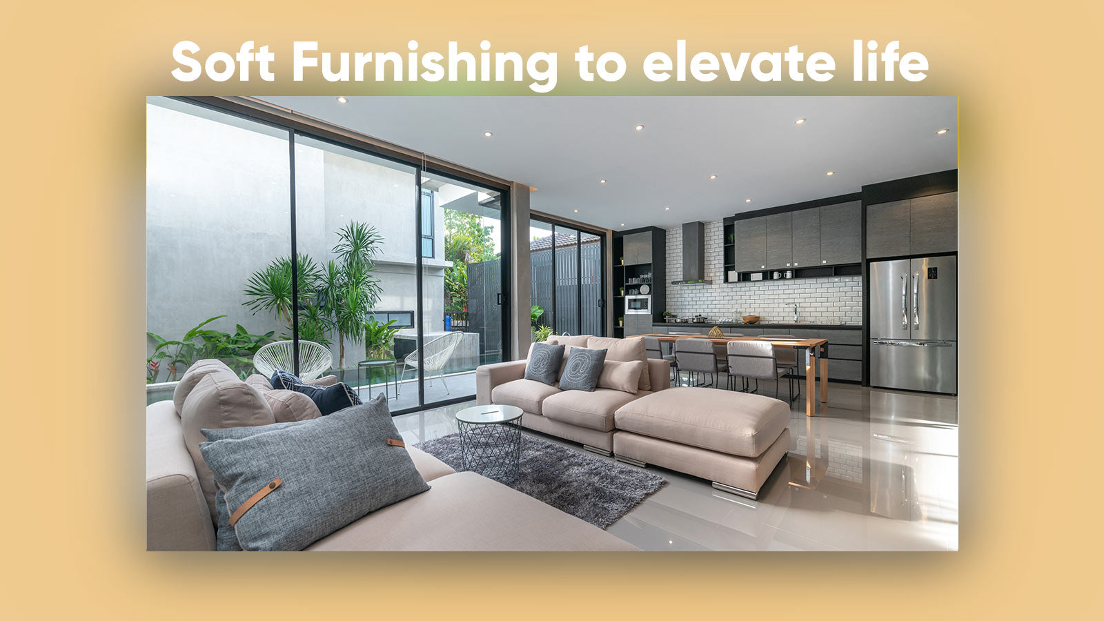 Interior Designed Houses with Luxury Furniture's