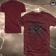 Load image into Gallery viewer, GSC Cotton Spartan Shield T-Shirt (Various Colours Available)