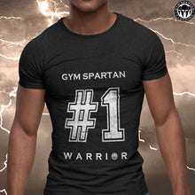 Load image into Gallery viewer, GSC Cotton #1 Warrior T-Shirt