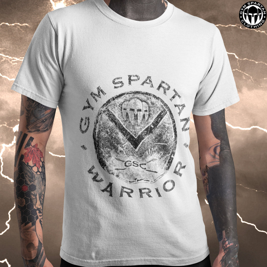 GSC Cotton Spartan Shield T-Shirt (Various Colours Available)