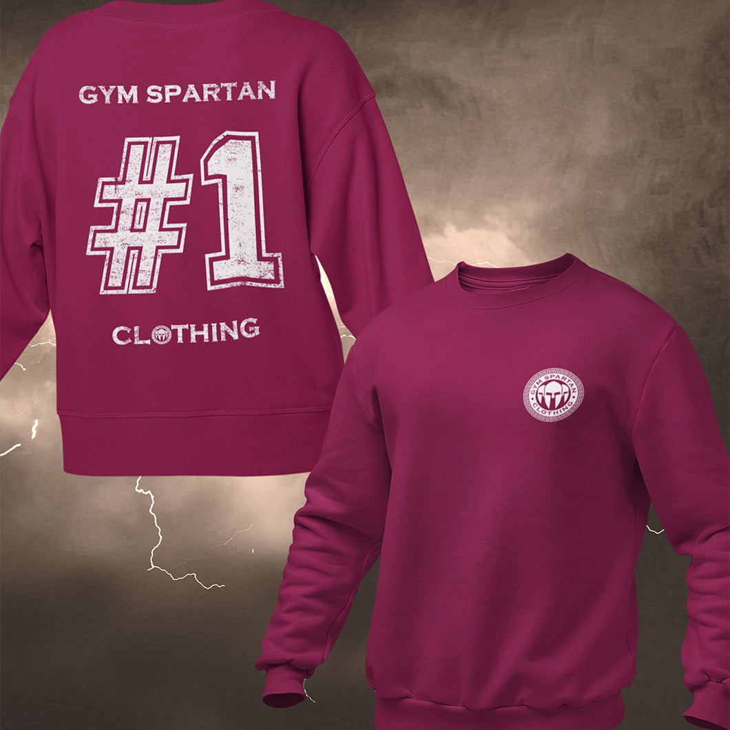 GSC Roman Logo #1 Warrior Sweatshirt