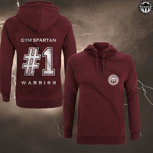 Load image into Gallery viewer, GSC Roman Logo #1 Warrior Hoodie