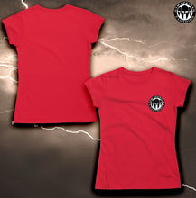 Load image into Gallery viewer, GSC Cotton Classic Logo Ladies T-Shirt