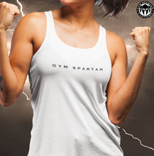 Load image into Gallery viewer, GSC Classic Gym Spartan Ladies Vest