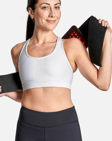 rubicure belt wrap red light infrared therapy pain relief regeneration