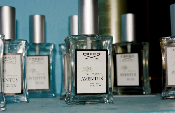 AVENTUS FOR HIM (FRUITIER) BATCH A42C14K01 EDP SPRAY 1.7fL~ Imported from French Perfumerys!