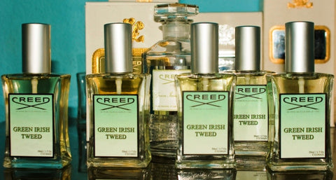 CREED GREEN IRISH TWEED 1.7FL Batch C3214K01 ~  Imported from French Perfumerys ! $44 Sale -ends- Soon !