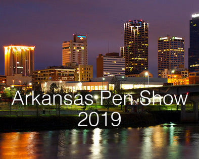 ARKANSAS PEN SHOW 2019