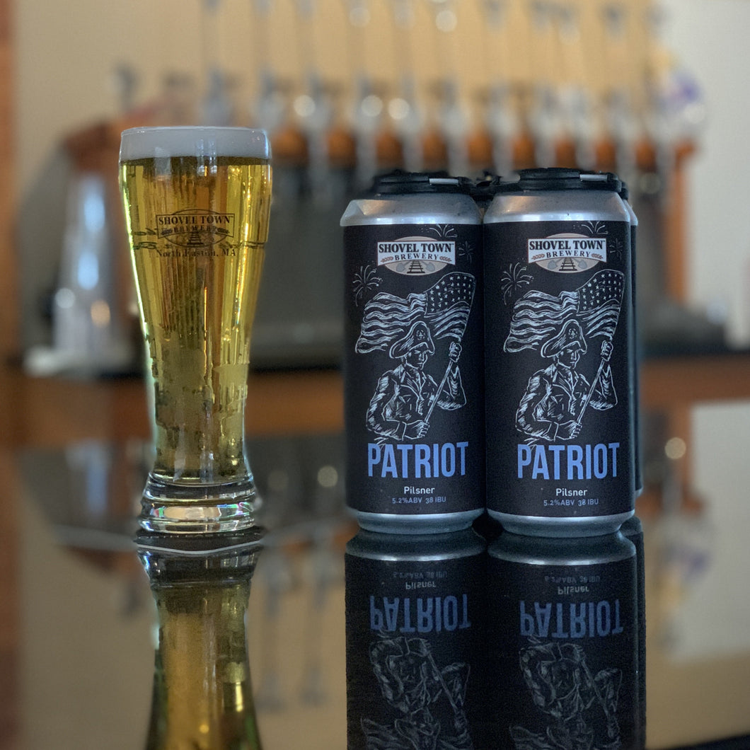 Patriot - Czech Pilsner
