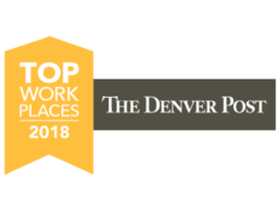 TOP WORK PLACES - 2018 The Denver Post