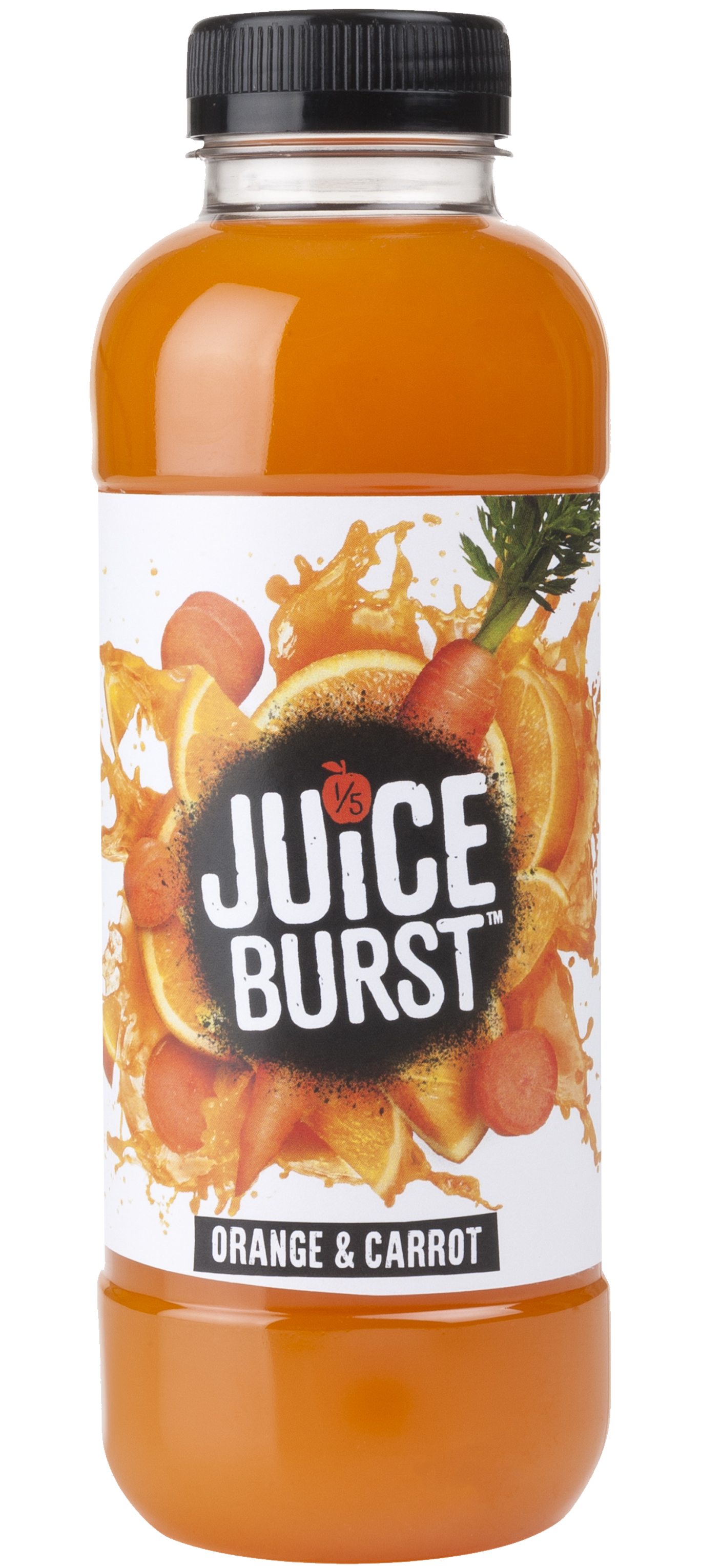 ORANGE & CARROT 500ml (12 Pack)