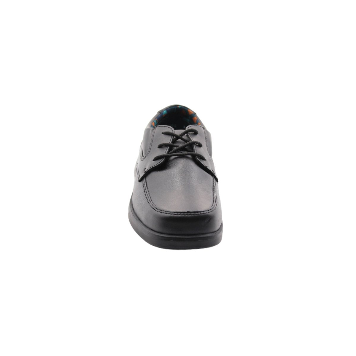 zapato escolar luka ox hp - color negro, 29995, all day comfort, calzado, cuero, fase 5, hush puppies, negro, nino, ninos, precio regular comprar, en linea, online, delivery, costa rica, zapatos