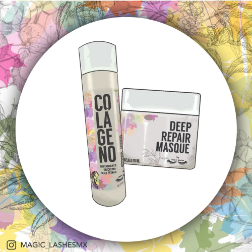 Colágeno & Deep Repair Masque