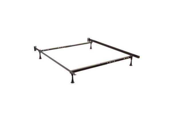 Adjustable Metal Bed Rails - Discount Mattress Co