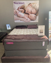 Cargar imagen en el visor de la galería, Malbec Plush Mattress and Foundation - Discount Mattress Co