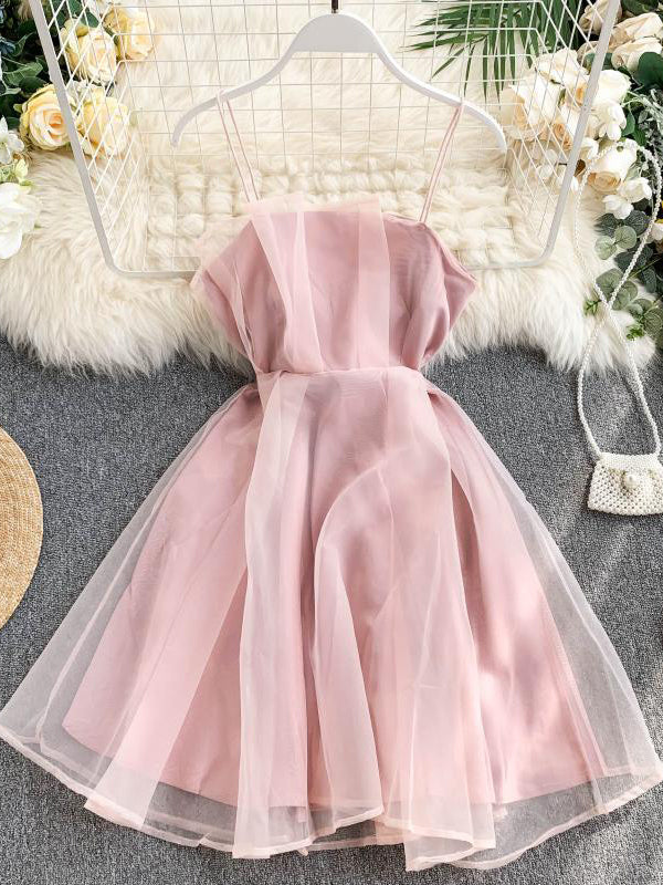2021 New Sexy Sling Off-The-Shoulder Waist-Length Tiny Dress