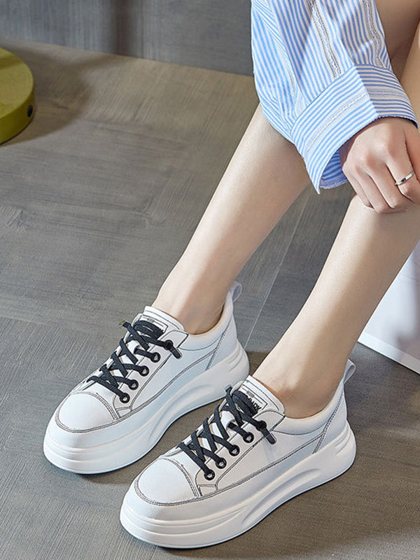New Trend Casual Platform Sneakers