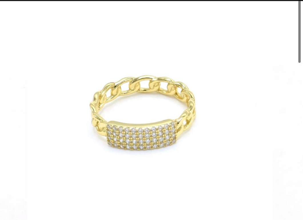 """Plain Jane ""ring"