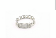 "Load image into Gallery viewer, ""Plain Jane ""ring"