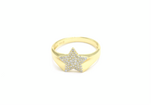 "Load image into Gallery viewer, ""Star ring """
