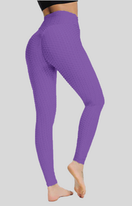 Legging Push-Up Anti cellulite VIOLET BeautyBody™
