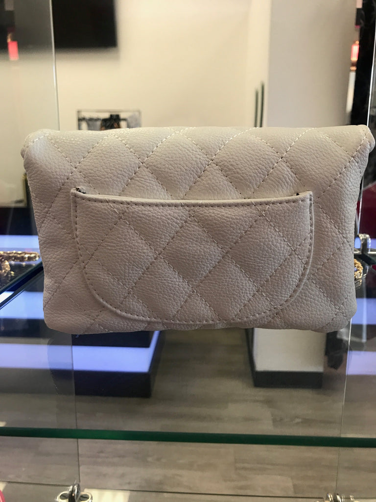 Mini Quilted Cross Body Clutch