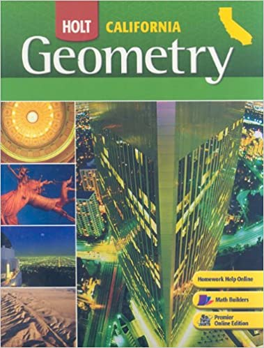 Holt Geometry: Student Edition Grades 9-12 2008