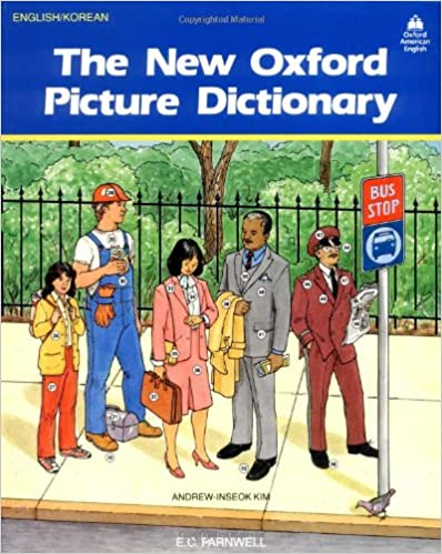 TheNew Oxford Picture Dictionary: English-Korean Edition