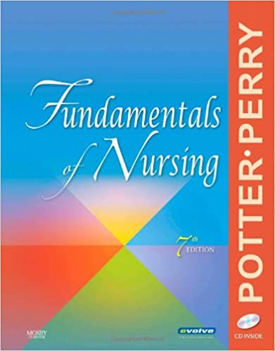 Fundamentals of Nursing [With CDROM]