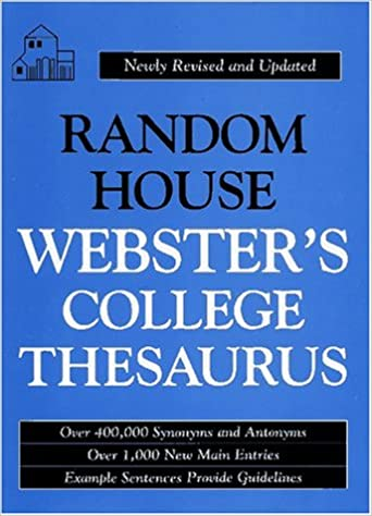 Rh Webster College Thesaurus__revised (Revised)